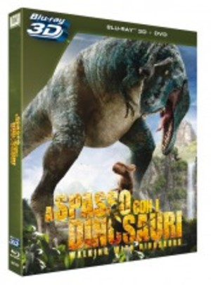 A SPASSO CON I DINOSAURI - WALKING WITH DINOSAURS (3D) (BLU-RAY