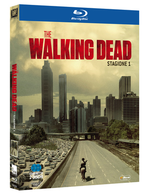 COF.THE WALKING DEAD - STAG. 01 (2 BLU-RAY)