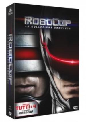COF.ROBOCOP COLLECTION (4 DVD) (DVD)