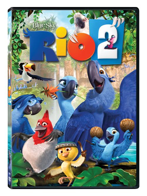 RIO 2 - MISSIONE AMAZZONIA (DVD)