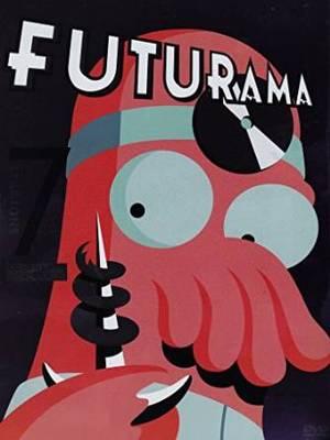 COF.FUTURAMA - STAGIONE 07 (2 DVD) (DVD)