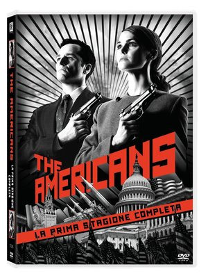 COF.THE AMERICANS - STAGIONE 01 (4 DVD) (DVD)