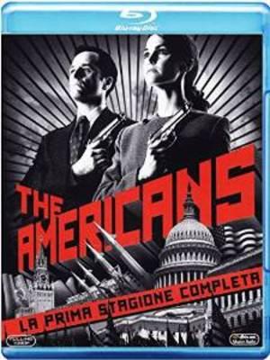 COF.THE AMERICANS - STAGIONE 01 (3 BLU-RAY)