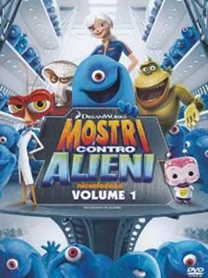 MOSTRI CONTRO ALIENI #01 (DVD)