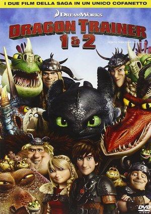 COF.DRAGON TRAINER / DRAGON TRAINER 2 (2 DVD) (DVD)