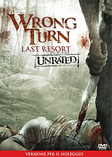 WRONG TURN LAST RESORT - EX NOLEGGIO (DVD)