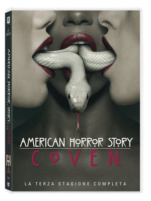 COF.AMERICAN HORROR STORY - STAGIONE 03 - COVEN (4 DVD) (DVD)