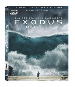 EXODUS - DEI E RE (REAL 3D) (3 BLU-RAY)