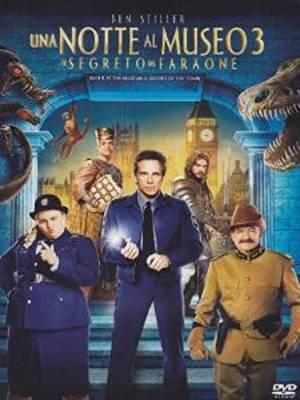 UNA NOTTE AL MUSEO 3 - IL SEGRETO DEL FARAONE (DVD)