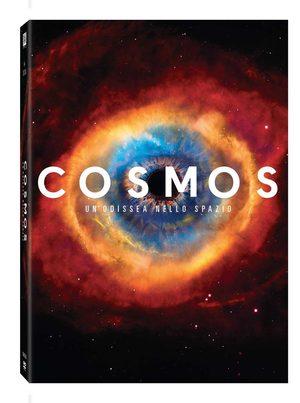 COF.COSMOS - UN' ODISSEA NELLO SPAZIO (4 DVD) (DVD)