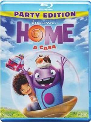 HOME - A CASA (BLU RAY)