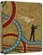 007 - CASINO ROYALE - EDIZIONE LIMITATA ITALIANA (BLU-RAY DISC -