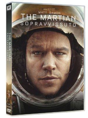 THE MARTIAN - SOPRAVVISSUTO (DVD)