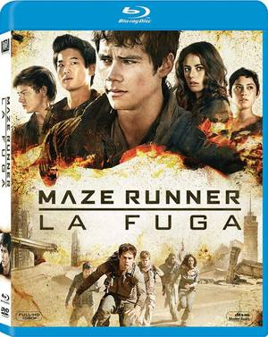 MAZE RUNNER - LA FUGA (BLU RAY)