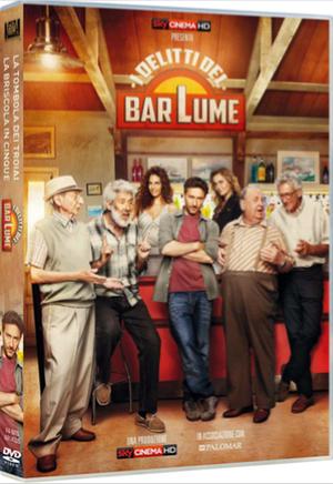 I DELITTI DEL BAR LUME 02 STAGIONE (DVD)