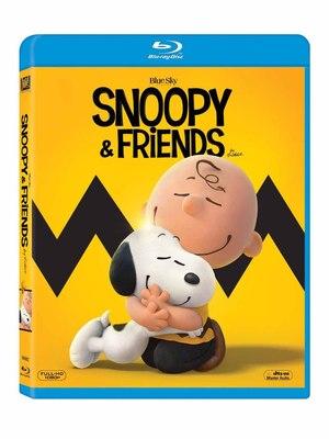 SNOOPY AND FRIENDS - IL FILM DEI PEANUTS (BLU RAY)