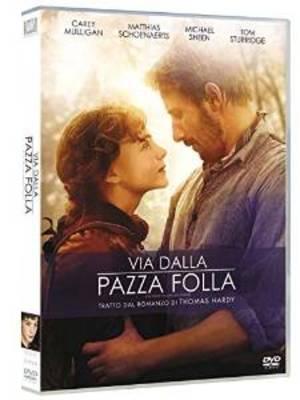 VIA DALLA PAZZA FOLLA (DVD)