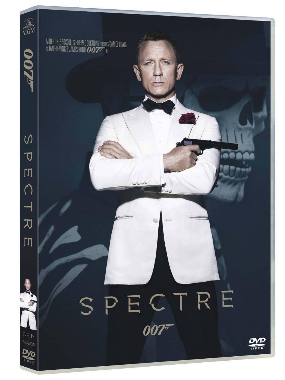007 - SPECTRE (DVD)