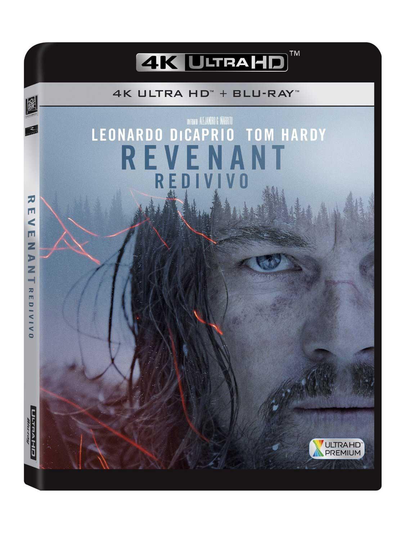 REVENANT - REDIVIVO (1 BLU-RAY ULTRA HD+1 BLU-RAY)