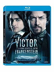 VICTOR - LA STORIA SEGRETA DEL DOTTOR FRANKENSTEIN (BLU RAY)