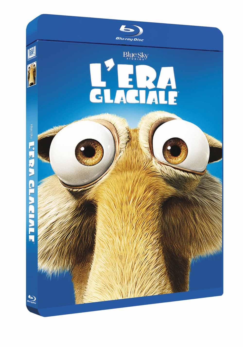 L'ERA GLACIALE (BLU- RAY)