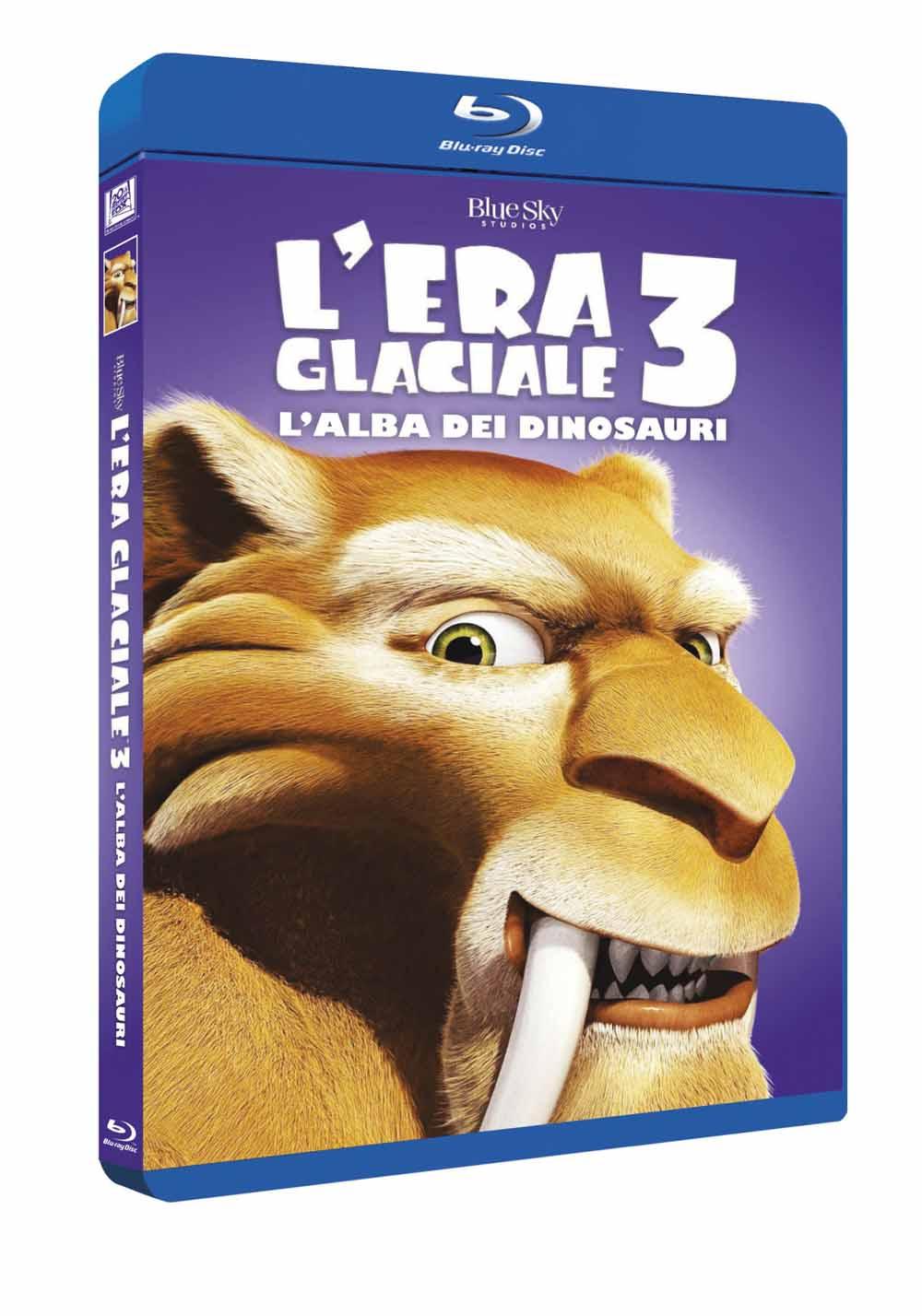 L'ERA GLACIALE 3 - L'ALBA DEI DINOSAURI (BLU-RAY)
