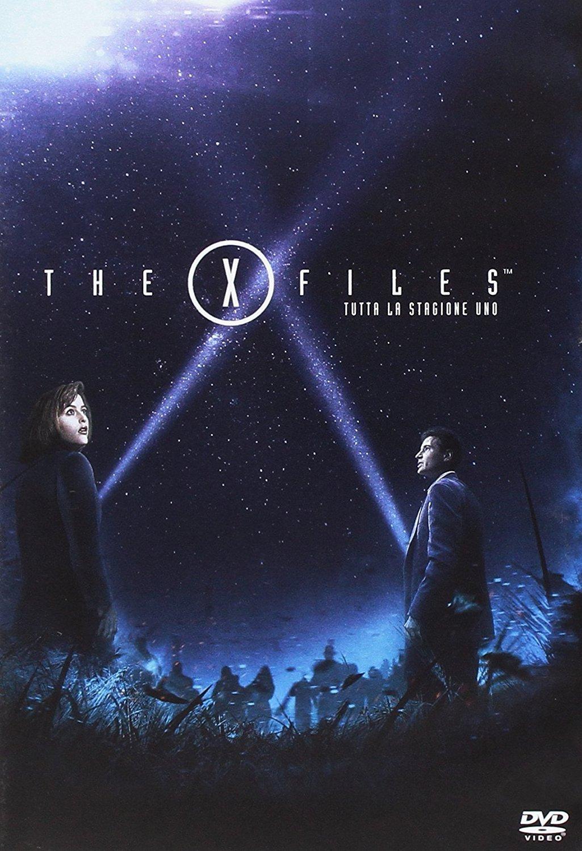 COF.THE X FILES - STAGIONE 01 (7 DVD) (DVD)