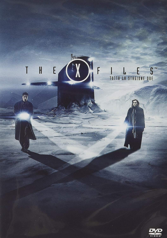 COF.THE X FILES 02 (7 DVD) (DVD)