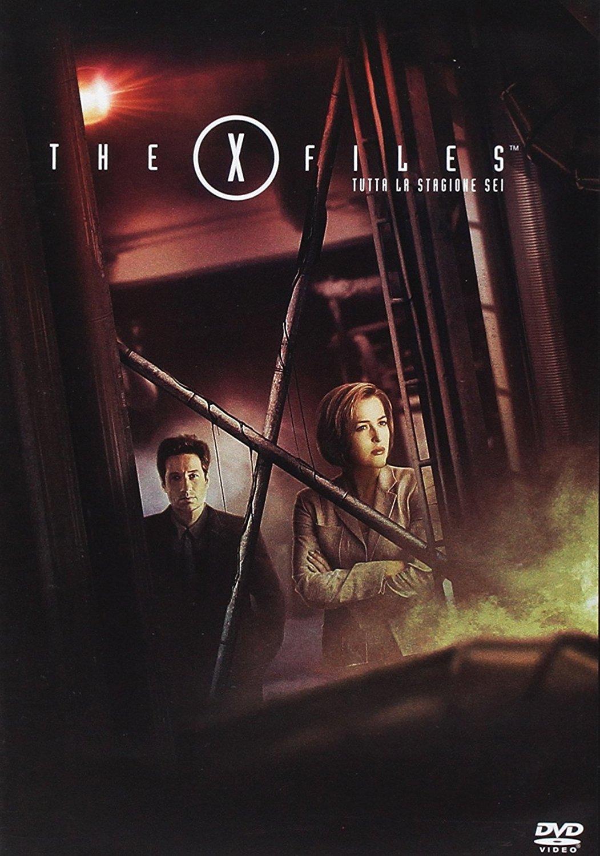 COF.THE X FILES 06 TUTTA LA ST. 6PZ (DVD)