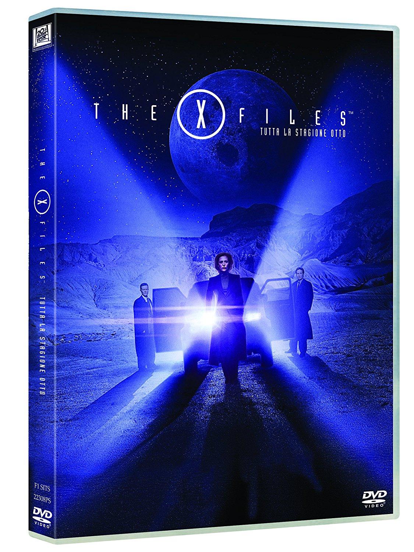 COF.THE X FILES - STAGIONE 08 (6 DVD) (DVD)