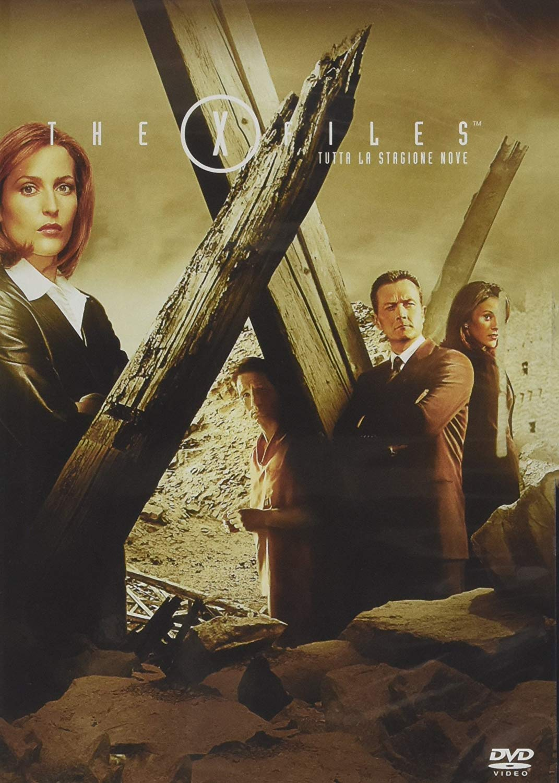 COF.THE X FILES 09 TUTTA LA STAGIONE (DVD)