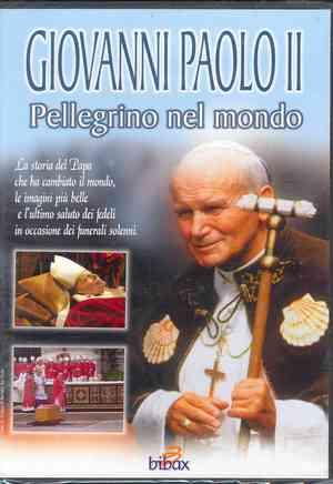 GIOVANNI PAOLO II - PELLEGRINO NEL MONDO (DVD)