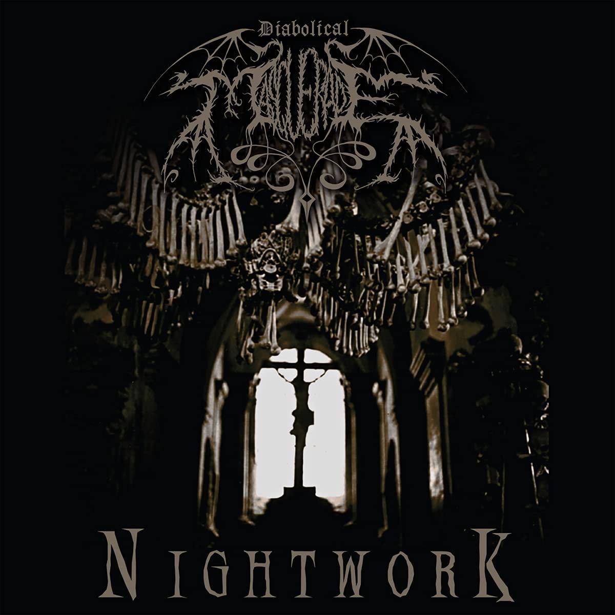 DIABOLICAL MASQUERADE - NIGHTWORK (CD)