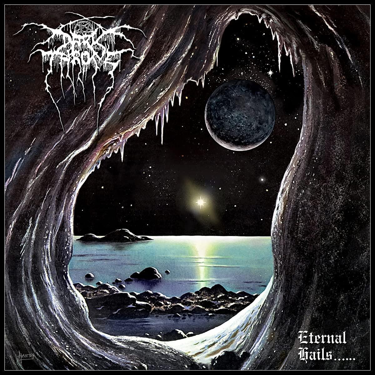 DARKTHRONE - ETERNAL HAILS (CD)