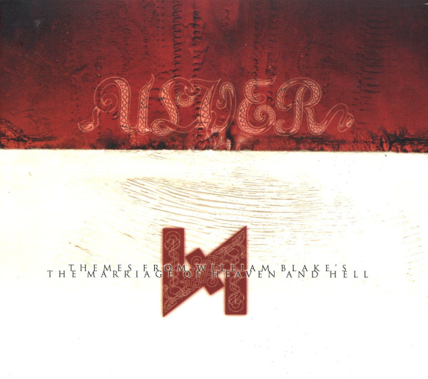 ULVER - THEMES FROM WILLIAM BLAKE'S THE MARRIAGE 2CD (CD)