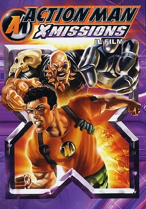 ACTION MAN X-MISSIONS (DVD)