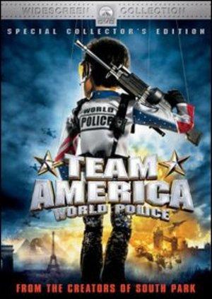 TEAM AMERICA WORLD POLICE - EX NOLEGGIO (DVD)
