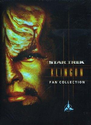 COF.STAR TREK KLINGON FAN COLLECTION (4DVD) (DVD)