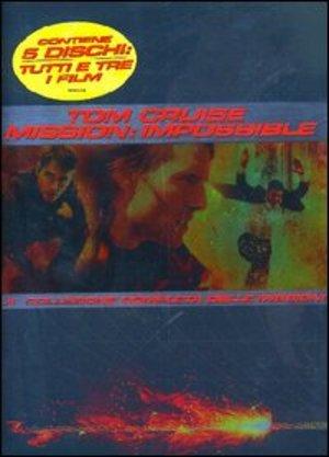 COF.MISSION IMPOSSIBLE TRILOGIA (5DVD) (DVD)