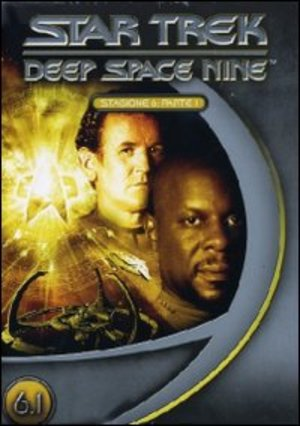COF.STAR TREK 6.1 DEEP SPACE NINE (3 DVD) (DVD)