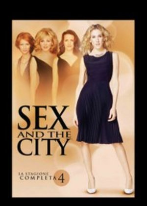COF.SEX AND THE CITY -STAG.04 (5DVD) (DIGIPACK) (DVD)