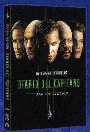 COF.STAR TREK - DIARIO DEL CAPITANO FAN COLLECTION (5 DVD) (DVD)
