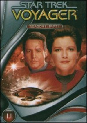 COF.STAR TREK 1.1 VOYAGER (3 DVD) (DVD)