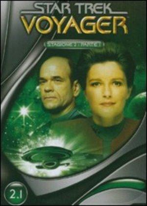 COF.STAR TREK 2.1 VOYAGER (3 DVD) (DVD)