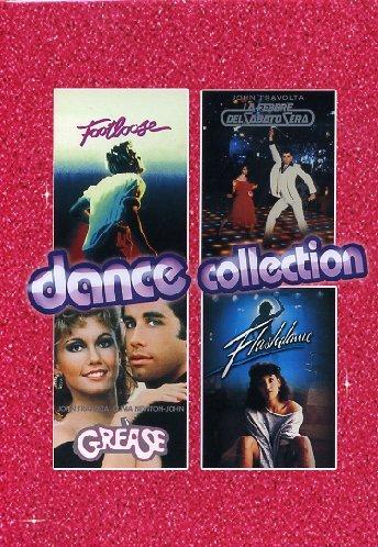 COF.DANCE COLLECTION (4DVD) $ (DVD)