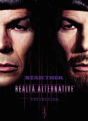 COF.STAR TREK REALTA' ALTERNATIVE FAN COLLECTION (5 DVD) (DVD)