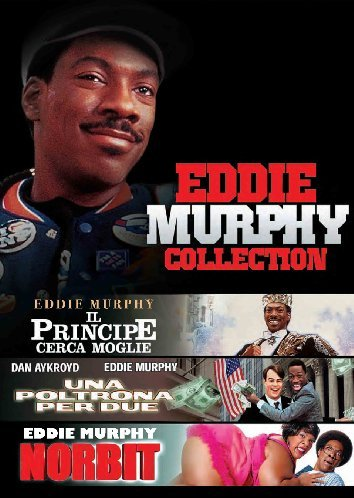 COF.EDDIE MURPHY $ (3 DVD) (DVD)