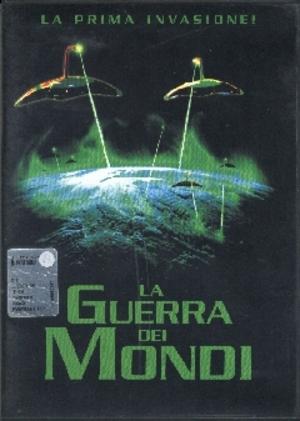 LA GUERRA DEI MONDI - 1954 (DVD)