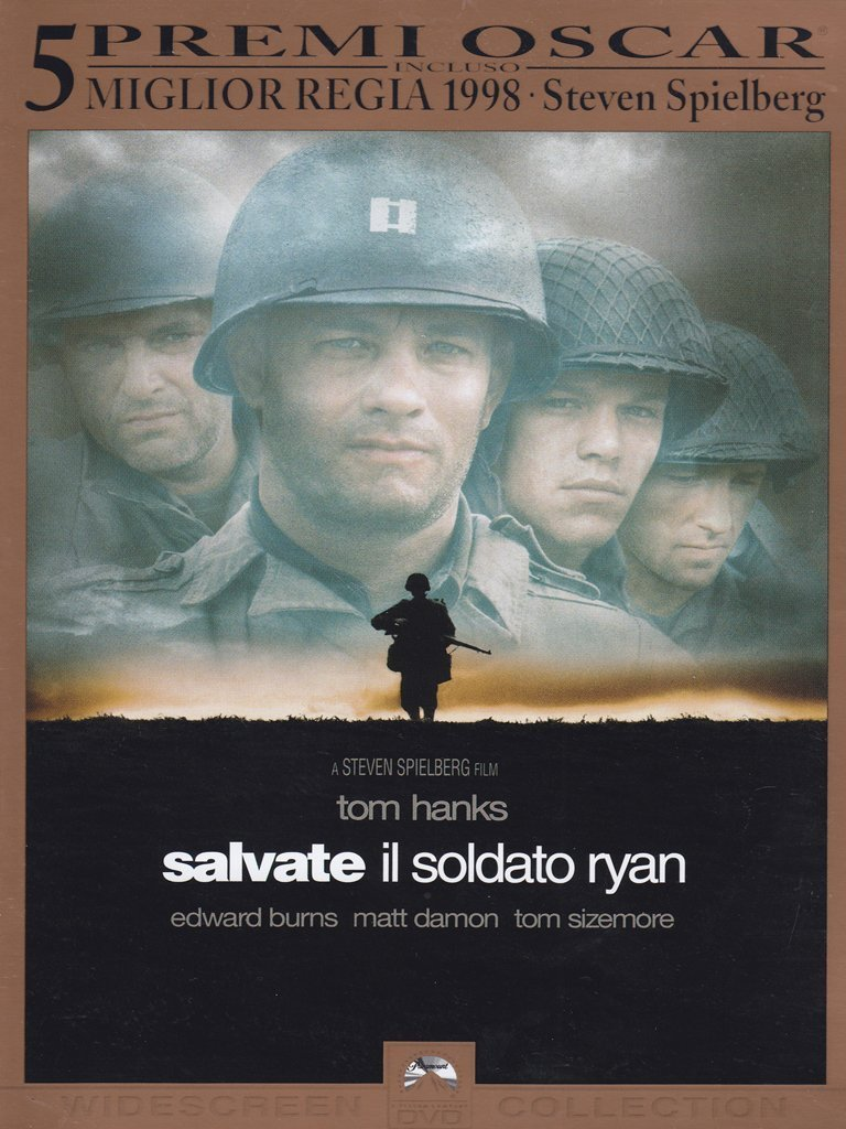 SALVATE IL SOLDATO RYAN (2DVD) (DVD)