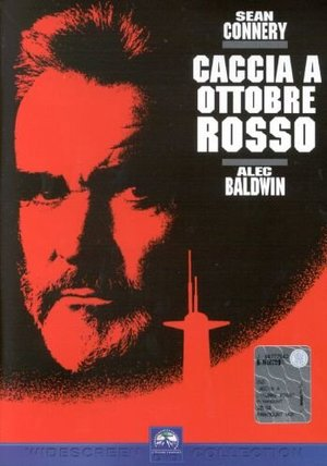 CACCIA A OTTOBRE ROSSO (DVD)